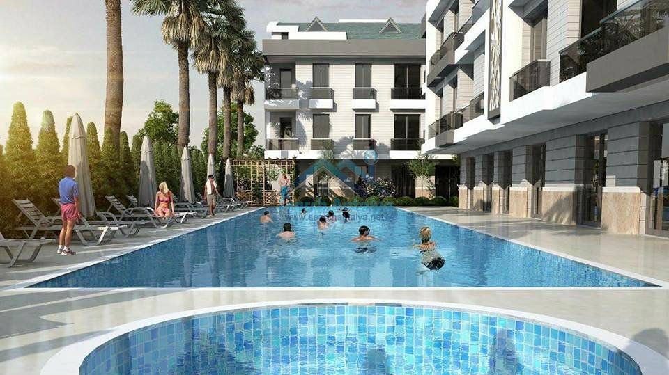 New Luxury project in Guzeloba