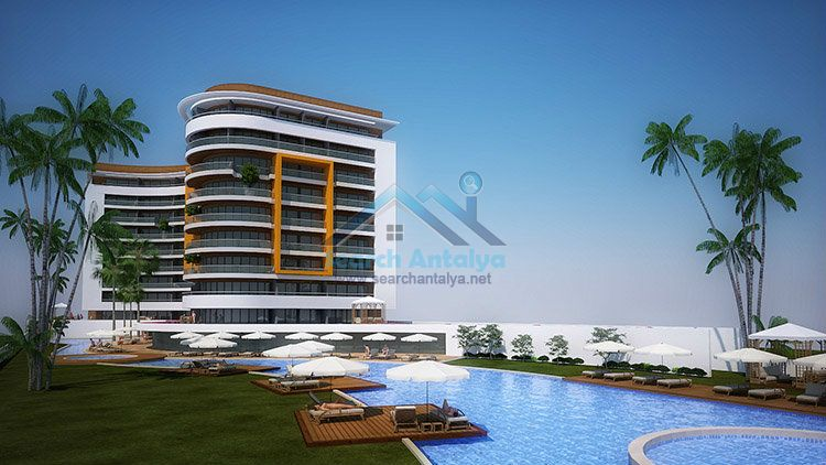 Konyaalti sea view apartments