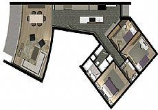 Konyaalti sea view apartments - 5