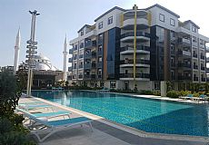 New Luxury apartment in Konyaalti